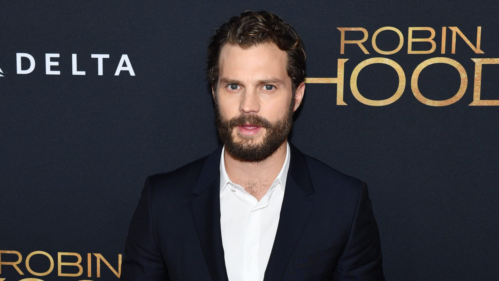 jamie dornan picked up ax