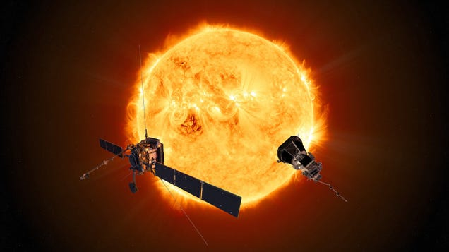 The Solar Orbiter Will Launch This Weekend on Its Journey to Peer Into the Sun