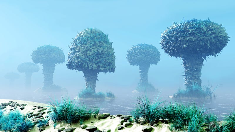 Illustration for article titled What Will Bioengineered Plants Be Like In The Future?