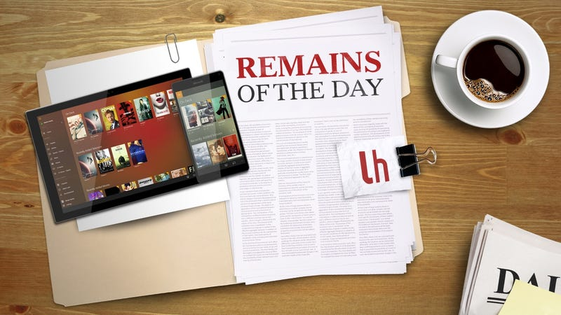 Illustration for article titled Remains of the Day: Plex for Windows 10 is Now Truly Universal