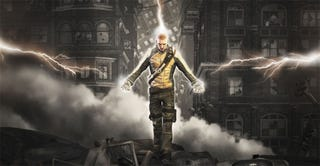 """Illustration for article titled Infamous Gets """"New"""" DLC, Sells Over 1 Million"""