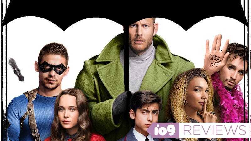 Netflix Umbrella Academy Review: Lacks Batshit Whismy