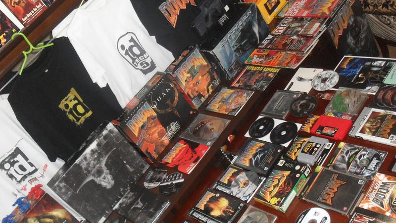 Illustration for article titled Is This The Most Dedicated Doom Fan In The World?