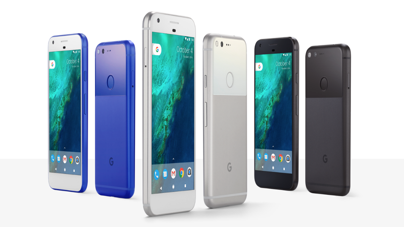 Illustration for article titled Los nuevos Pixel y Pixel XL de Google comparados con sus principales rivales
