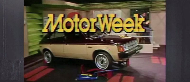 Illustration for article titled The Cars From The Unaired 1980 MotorWeek Pilot Were So Awful