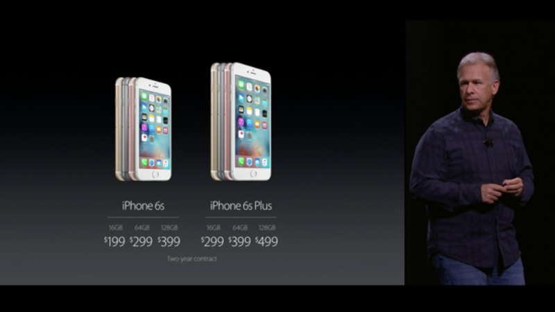 iphone 6s plus availability iphone 6s and iphone 6s plus start at 200 and 300 15138