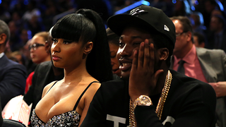 Illustration for article titled Nicki Is Pregnant, Meek Is the Father, and They're Gonna Tour Together