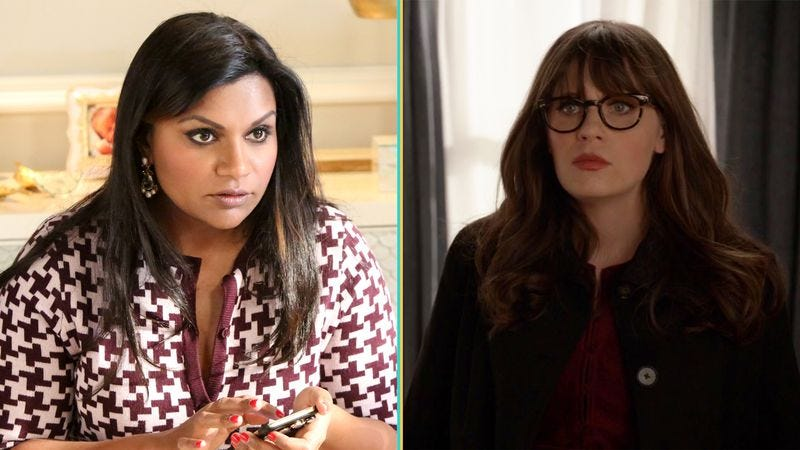 The Mindy Project / New Girl