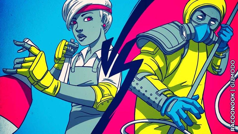 Illustration for article titled Homebrew Cleaners vs Corporate Chemicals: Who Wins?