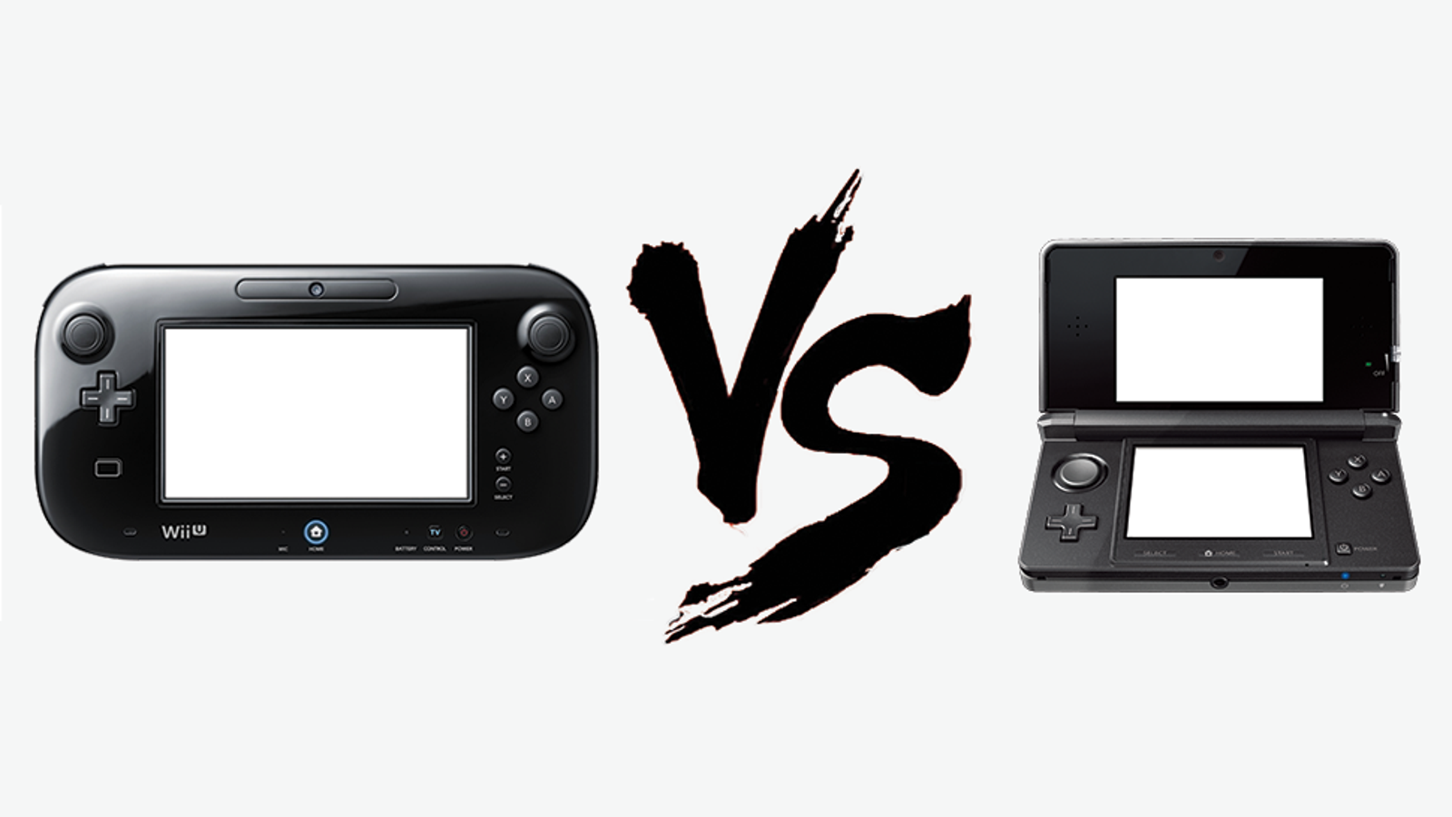 The Wii U's Biggest Problem Is The 3DS