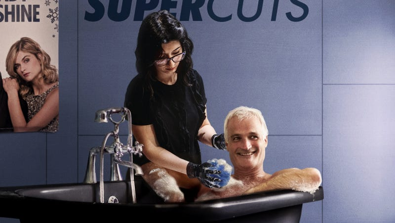 Illustration for article titled Supercuts Now Offering To Give Customers Baths For $14.99