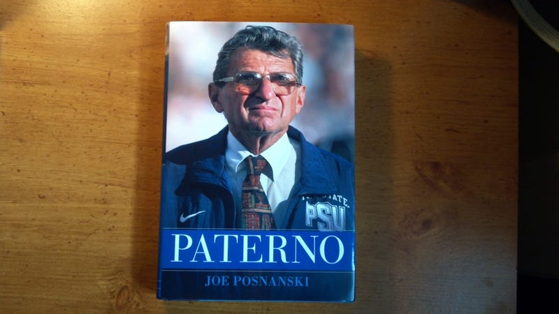 Illustration for article titled Joe Posnanski Says He Told Joe Paterno He Should Have Done More To Stop Jerry Sandusky