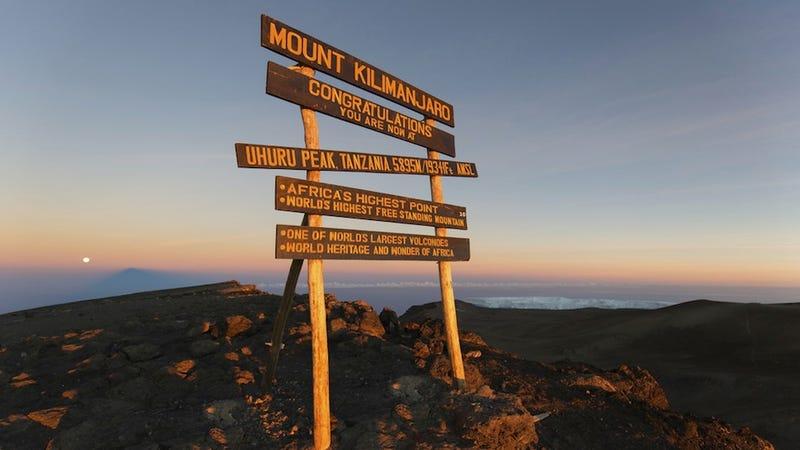 Illustration for article titled Badass Great-Grandma Checks Mt. Kilimanjaro Off Her Bucket List