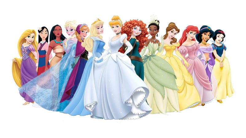 Illustration for article titled Who Is the Most Popular Disney Princess on eBay?