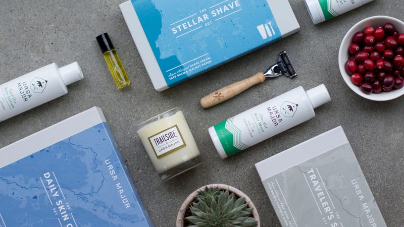 Illustration for article titled Stay Clean and Fresh With Up To 50% Off Grooming Essentials From Huckberry (From $12)