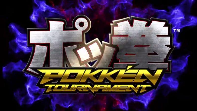 Illustration for article titled Pokkén Tournament Even Surprised Tekken's Producer