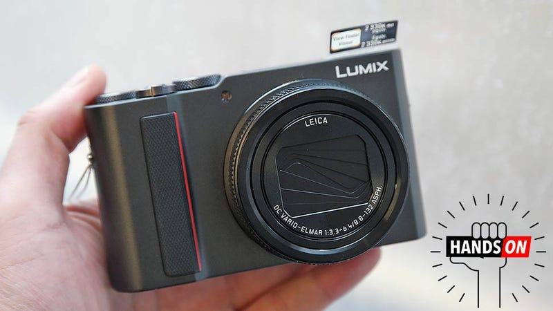 photo image Panasonic's ZS200 Puts a Really Big Zoom in a Little Camera