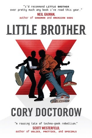 Illustration for article titled Could Cory Doctorow's Little Brother Become The Next Hunger Games?