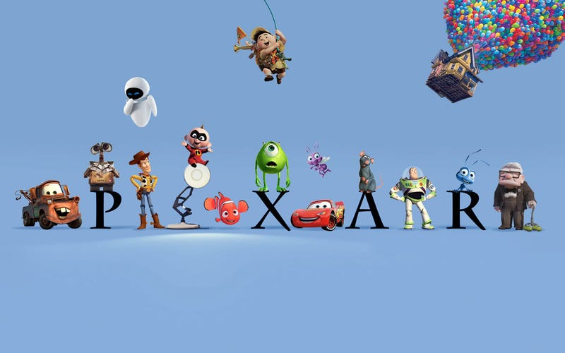 Illustration for article titled Mind Blown: The Pixar Theory