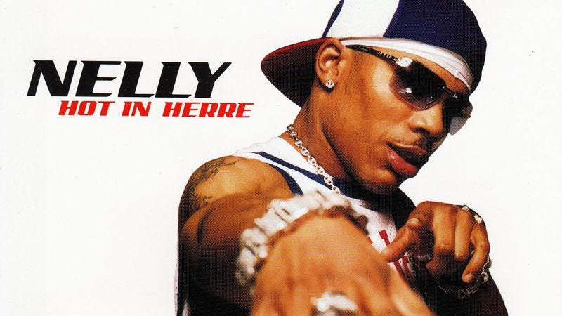 """Illustration for article titled Yes, a Bay Area radio station has had Nelly's """"Hot In Herre"""" on loop for the last 48 hours"""