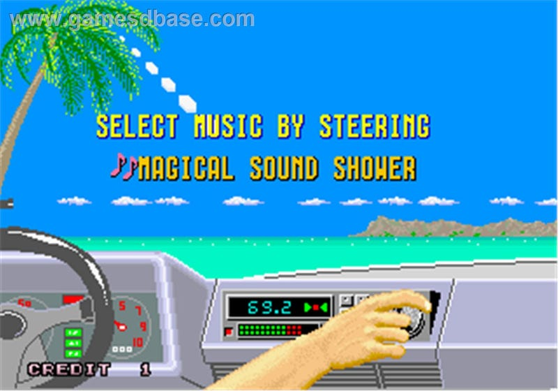 Illustration for article titled A Brief History of Racing Game Music
