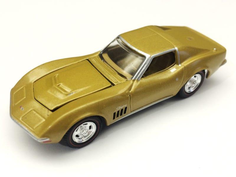 The Gas Monkey Corvette That Isn T A Hot Wheels