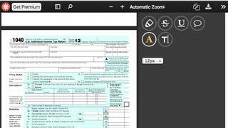 Illustration for article titled Ya puedes editar PDFs sin salir de Chrome