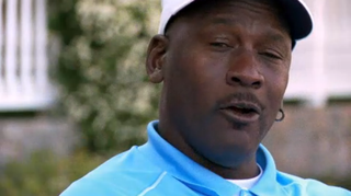 "Illustration for article titled Michael Jordan Keeps It Real, Calls Barack Obama A ""Shitty Golfer"""