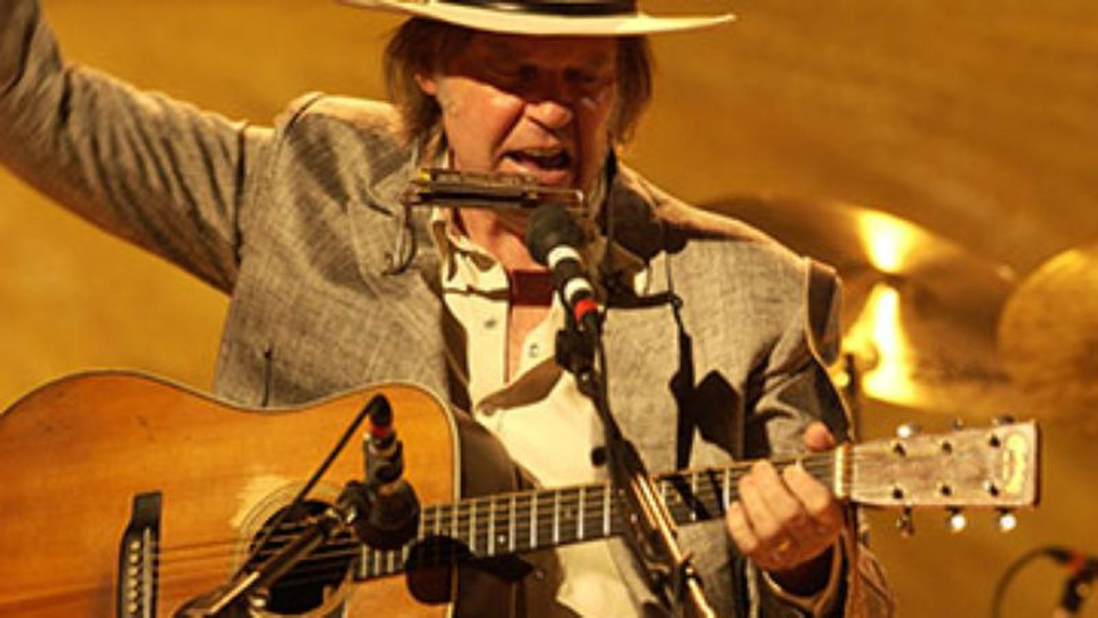 Primer Neil Young