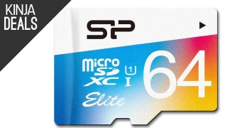 Need a New MicroSD Card? Here's 64GB for $20.