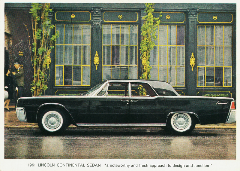 Illustration for article titled Lincoln Should Not Build a RWD High Performance Car for Enthusiasts