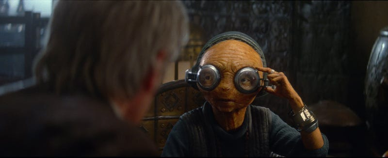 Illustration for article titled This One-Hour Conversation About the VFX In Star Wars: The Force Awakens Is Fascinating