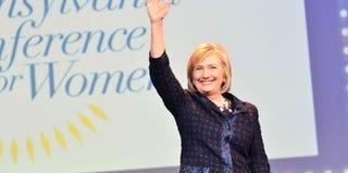 Former Secretary of State Hillary Clinton (Lisa Lake/Getty Image)
