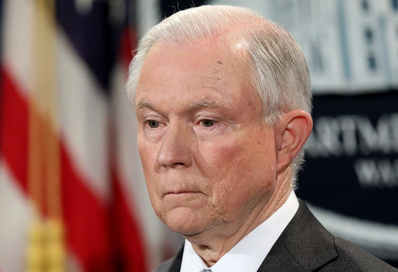 Jeff Sessions (Win McNamee/Getty Images)