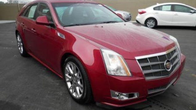Cadillac Cts V Autotrader >> Oppopinions: 2010 Cadillac CTS Wagon