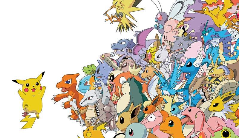 Illustration for article titled Enter the Pokemon League! (Update: Free Legendary Pokemon)