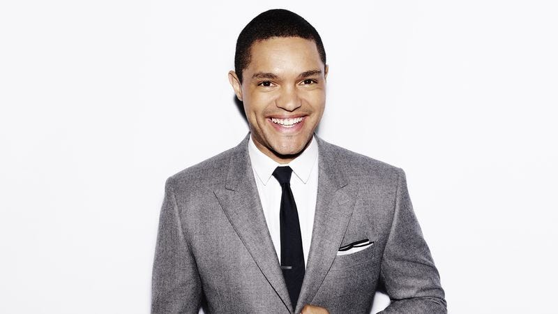 Illustration for article titled Win a pair of tickets to see Trevor Noah at The Chicago Theatre