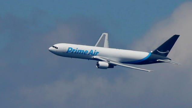 Amazon Buys Planes From Airlines Struggling With Pandemic Slowdown