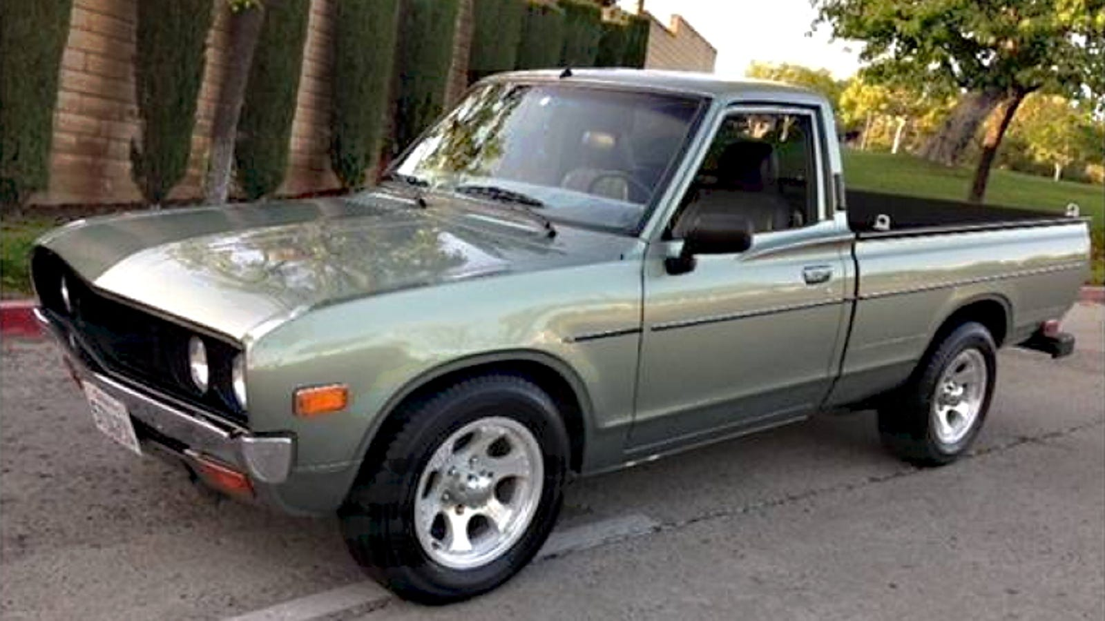 For 5 800 Get Into Bed With A Datsun