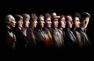 Illustration for article titled Doctor Who are you?