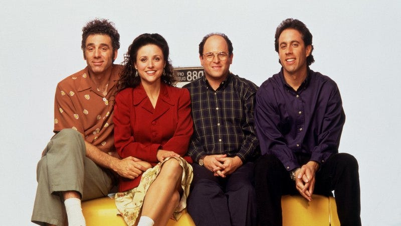 Illustration for article titled Read This: How the Seinfeld theme was written