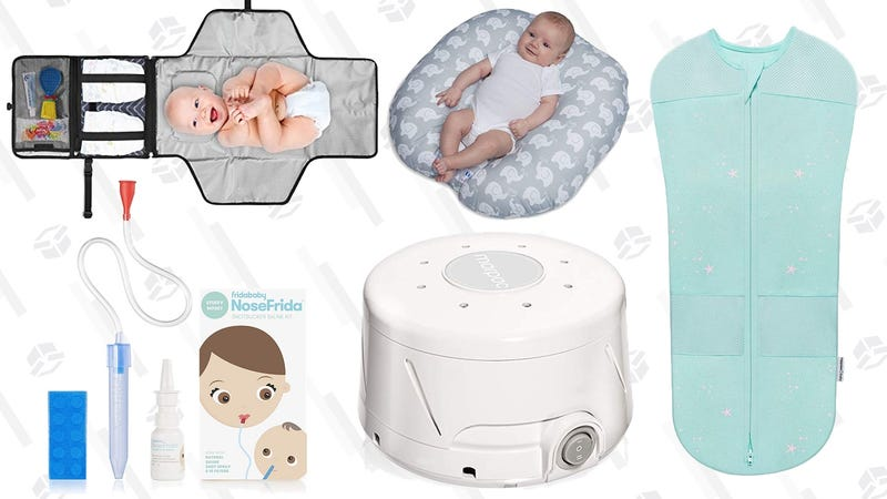 Illustration for article titled New Parents: Here Are Five Products That You'll (Actually) Need
