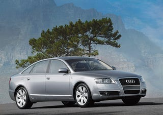 Illustration for article titled 2007 Audi A6 3.2L, Part Three