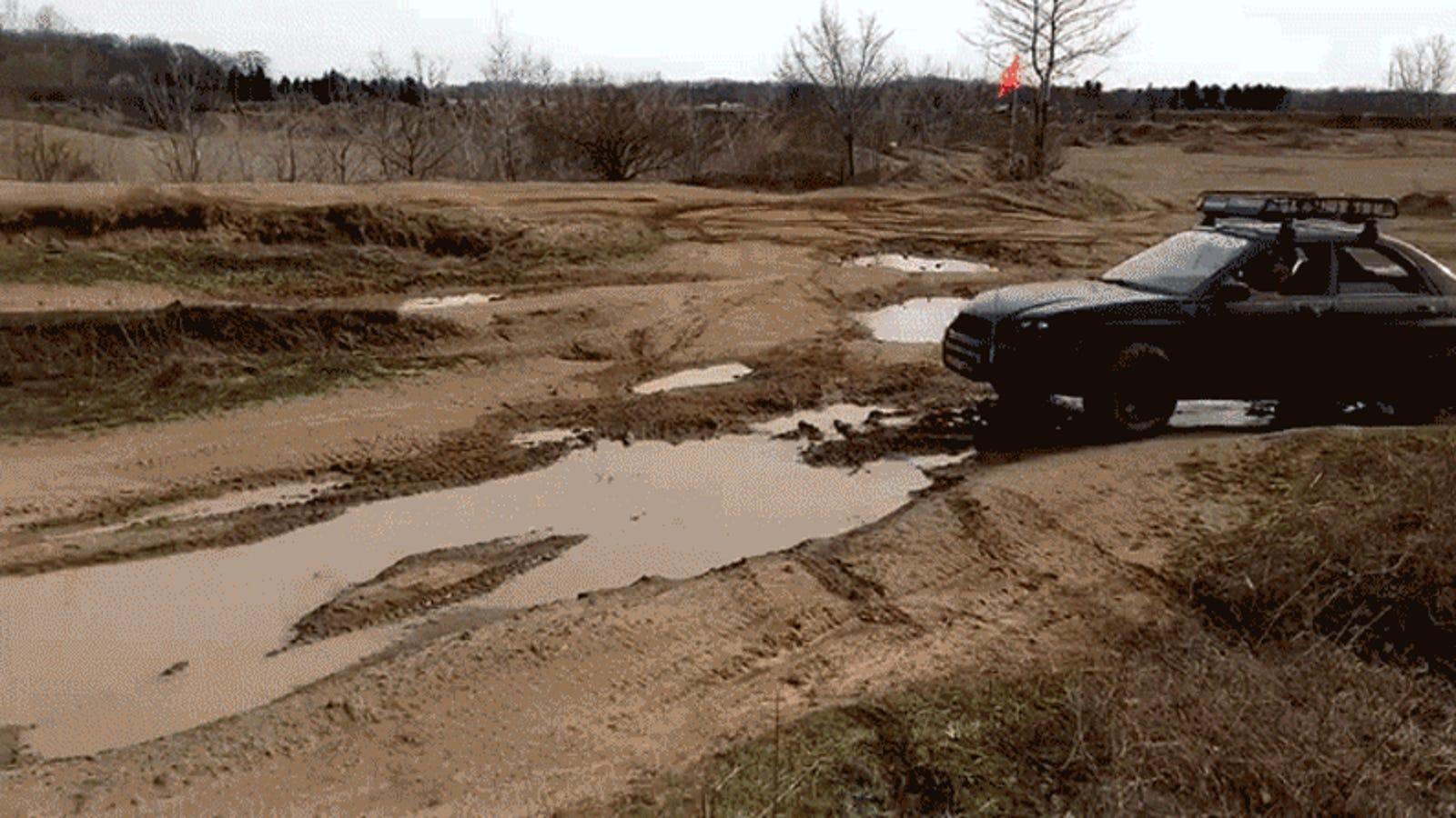 The Insane Lifted Go-Anywhere Subaru Impreza 2 5 RS That