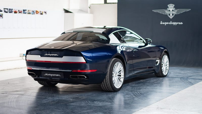 How Italy's Touring Superleggera Makes Some Of The Most Exclusive ...