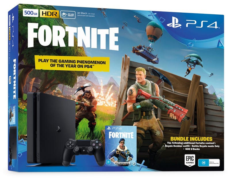 Illustration for article titled Sony habilita por fin el cross-play entre PS4 y las demás consolas (empezando por Fortnite)
