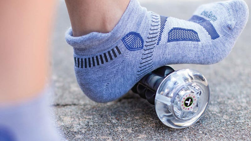 Rodillo TriggerPoint para los pies | $16 | AmazonFoto: Amazon