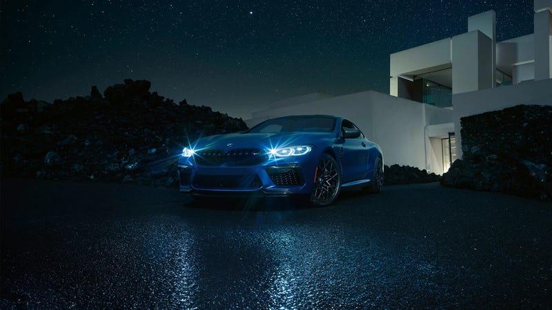 Illustration for article titled 2020 BMW M8 starts at $133k