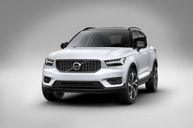 Illustration for article titled Volvo is trying too hard with the XC40 and Millennials, all the while pricing it out of what most Millennials can afford