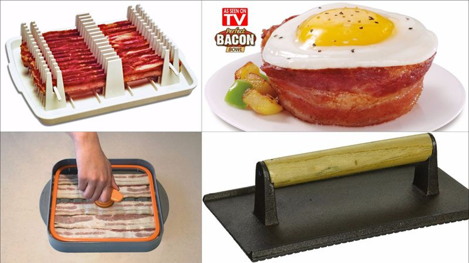 Which Of These Kitchen Gadgets Is Best For Makin Bacon